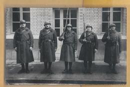 C.P.A. Groupe De Militaire Du 151 Eme - Reggimenti