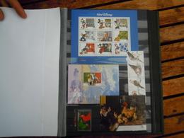 Set Fauna Portugal (Pers Class Mich 2 ) Walt Disney Lot Of MNH !! Below Face- Value - 1910-... République