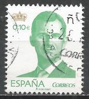 Spain 2015. Scott #4021 (U) King Felipe VI * - 2011-... Oblitérés