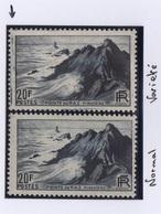 N°764 - Pointe Du Raz - Variete D Essuyage - Neufs Sans Charniere - Covers & Documents