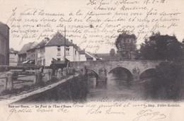 HAM-sur-HYEURE  -  Le Pont De L'Eau D' Heure - Ham-sur-Heure-Nalinnes