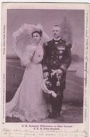 POSTCARD - MONARQUIA ROYALTY - ROYAL FAMILIE - Queen Wilhelmina And Prince Hendrik - Koninklijke Families