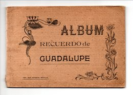 ESPAGNE . ESPAÑA . ALBUM . RECUERDO DE GUADALUPE . MONASTERIO - Réf. N°1F - - Geography & Travel