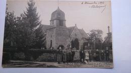 Carte Postale (D8) Ancienne De Beaucé ,  L église - Frankreich