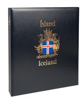Davo Luxe Postzegelalbum Ijsland I 1873-1989 - Albums & Bindwerk