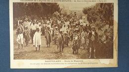 CPA COLLECTION DE L'OEUVRE DE LA SAINTE ENFANCE BASUTOLAND ECOLE DE NAZARETH - Lesotho