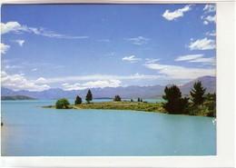 Lake Tekapo, Canterbury, New Zealand ! - New Zealand