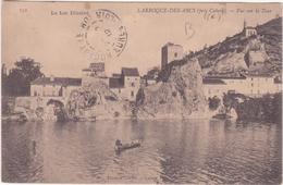 CPA - Le Lot Illustré :132. LARROQUE DES ARCS -  Vue Sur La Tour - France