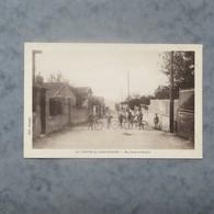 CPA-13-LE FORTIN DE MONTREDON-Boulevard Delpin-Animée - Castellane, Prado, Menpenti, Rouet