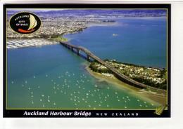 Aukland Harbour Bridge, Aukland, New Zealand ! - New Zealand