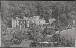Warleigh Manor, Near Bath, Somerset, C.1920s - RP Postcard - England