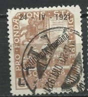 Italie - Fiume - Yvert N° 169 Oblitéré  - Bce 14428 - Fiume