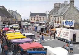 """50 - Les PIEUX - Jour De Marché - """"SHOPI"""" - Fromage: Hautbois Agon-Coutainville - Coll. Maison Branlard - Impr. Naviliat - France"""