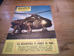 156/AVIATION MAGAZINE N° 194 Les Helicopteres En Afrique Du Nord - Luftfahrt & Flugwesen