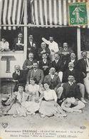 Restaurant Fressac En 1912 - Le Grau Du Roi, Sur La Plage (Hôtel Du Commerce à Lunel) - Restaurants