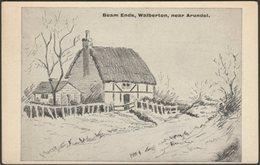 Beam Ends, Walberton, Near Arundel, Sussex, C.1920s - Postcard - England