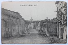 Rue Voie-Musart, Bazincourt, France - Unclassified