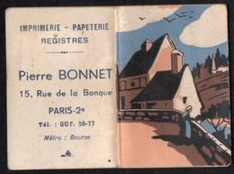 Calendriers > Petit Format : 1921-40 Petit Almanach 1940 - Kalenders