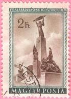 HUNGARY - Hungary's Liberation,10th Anniversary - 1955 - Hungary