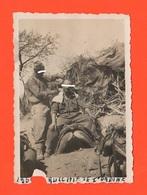 Italiani Barbiere Barber 1936 Desert Barber AOI - Guerre, Militaire