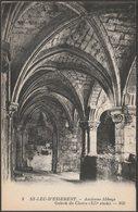 Galerie Du Cloitre, Ancienne Abbaye, St-Leu-d'Esserent, Oise, C.1920s - Lévy Et Neurdein CPA ND3 - Other Municipalities
