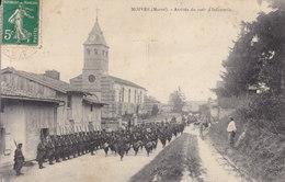 51. Marne : Moivre : Arrivée Du 106 E D ' Infanterie . - France