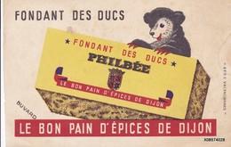 BUVARD PAIN D EPICES  PHILBE 21 X 13  Cm - Farm
