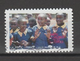 """FRANCE / 2010 / Y&T N° AA 419 : """"Violences Faites Aux Femmes"""" (Ecolières) - Usuel - Frankreich"""