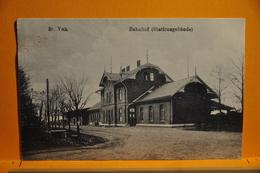 St Vith - Bahnhof (stationsgebaude) - Saint-Vith - Sankt Vith