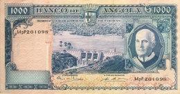 Angola 1.000 Escudos, P-98 1970 - Angola