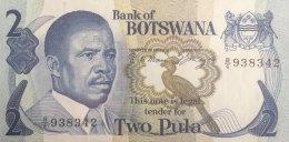 Botswana 2 Pula, P-7a (1982) UNC - Botswana