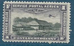 Congo Belge  -  - Yvert N° 2 *   - Bce 14605 - Congo Belge