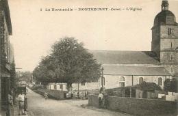 MONTSECRET L'EGLISE - France