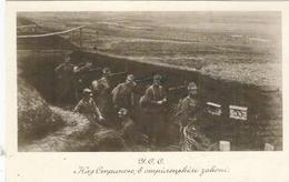 UKRAINE. 1916 APRIL.  UKRAINIAN LEGION. COPY. Trench. - Ukraine