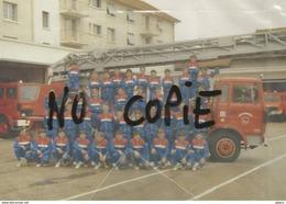 25 - PONTARLIER - Les Jeunes Sapeurs Pompiers - 1986 - SAPEURS-POMPIERS - Pontarlier