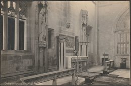Bishop Vaughan's Chapel, St David's, Pembrokeshire, C.1930s - Mendus RP Postcard - Pembrokeshire