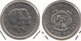 Dominican Republic 5 Centavos 1983 Km#59 - Used - Dominicana