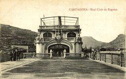 CARTAGENA REAL CLUB DE REGATAS - Murcia