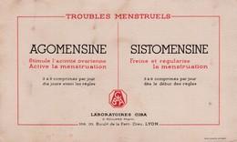 AGOMENSINE / SISTOMENSINE / ACTIVITE OVARIENNE / MENSTRUATION - Chemist's