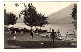 GUNTEN - Gunten-Strandbad - BE Berne