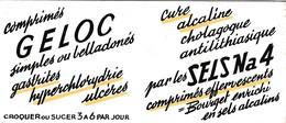 COMPRIMES GELOC - Chemist's