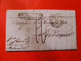 50 MARQUES POSTALES XVIIIè ET XIXè FRANCE TB - Postmark Collection (Covers)