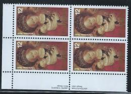 CANADA 1978 SCOTT  773** PLATE BLOCK UL - 1952-.... Reign Of Elizabeth II