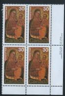 CANADA 1978 SCOTT  775** PLATE BLOCK LR - 1952-.... Elizabeth II