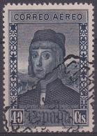 ESPAÑA 1930 Nº 554 USADO - 1889-1931 Kingdom: Alphonse XIII