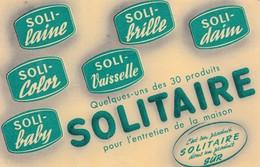 SOLITAIRE POUR L ENTRETIEN DE LA MAISON - Wash & Clean
