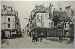 RUE CARNOT - REIMS - Reims