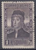 ESPAÑA 1930 Nº 556 USADO - 1889-1931 Kingdom: Alphonse XIII
