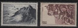 FR 1081 - FRANCE N° 763/64 Neuf** Sites Et Monuments - Ungebraucht