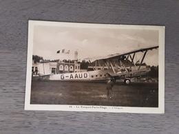 LE TOUQUET PARIS PLAGE L AEROPORT - Aérodromes